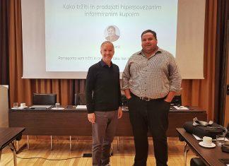 Igor Pauletič i Miha Breskvar