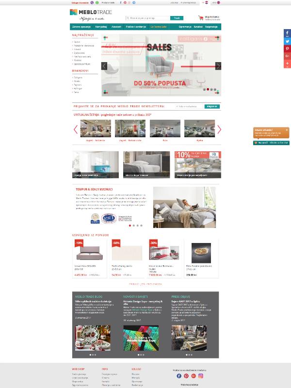 Meblo Trade Webshop